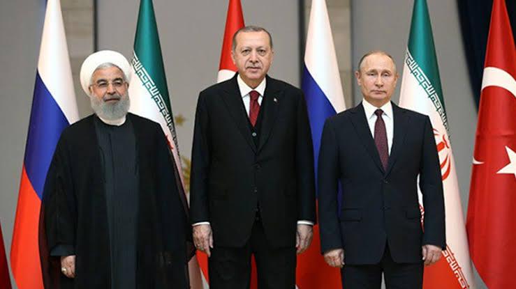 Üç liderden ortak 'Rojava' bildirisi