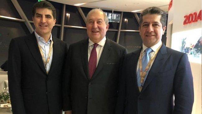 Kürdistan'dan Arap Emirliklerine üst düzey ziyaret